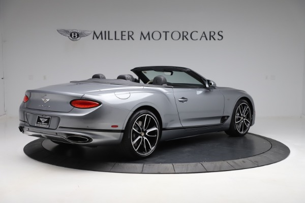 New 2020 Bentley Continental GTC W12 First Edition for sale $309,350 at Alfa Romeo of Westport in Westport CT 06880 9