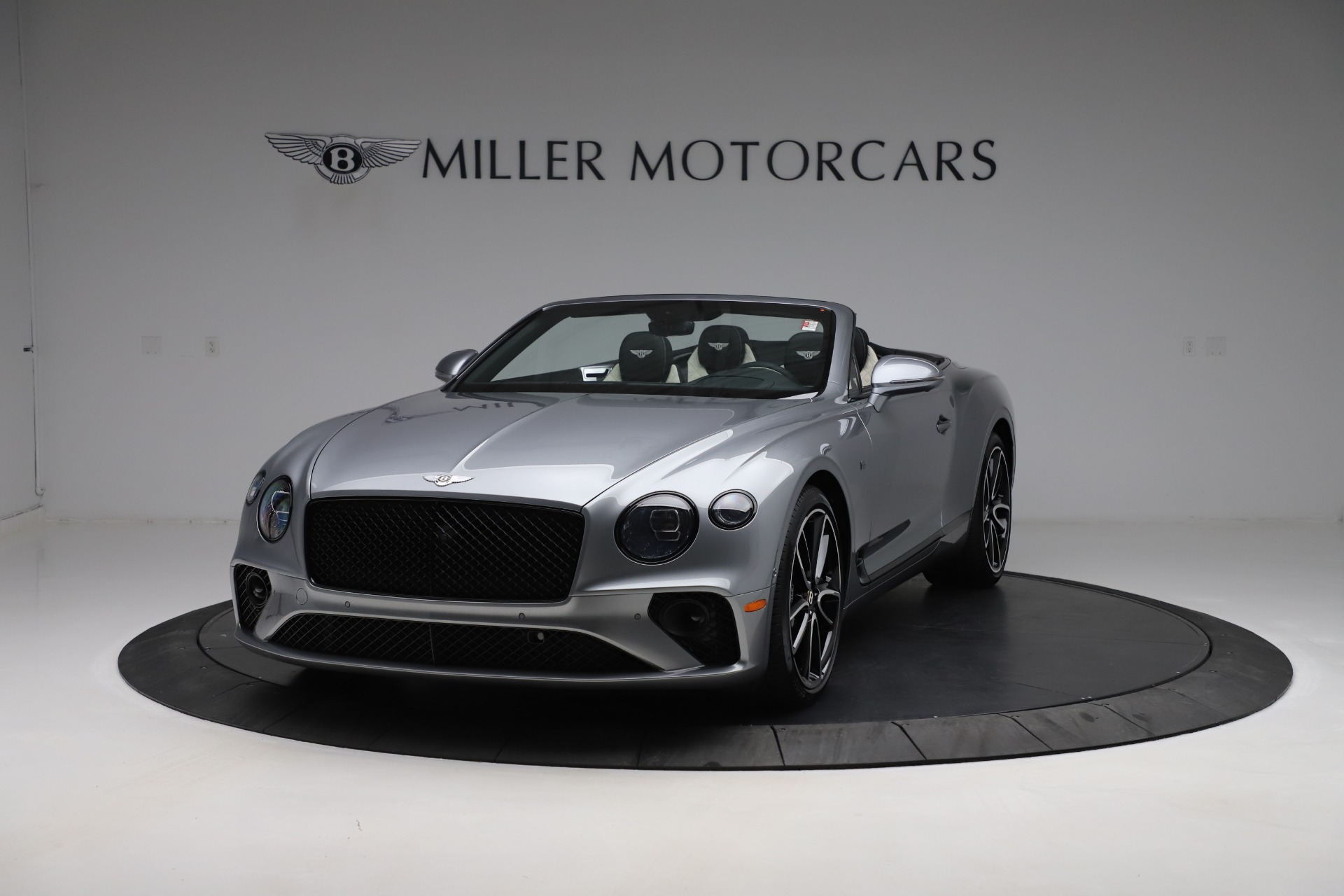 New 2020 Bentley Continental GTC W12 First Edition for sale $309,350 at Alfa Romeo of Westport in Westport CT 06880 1