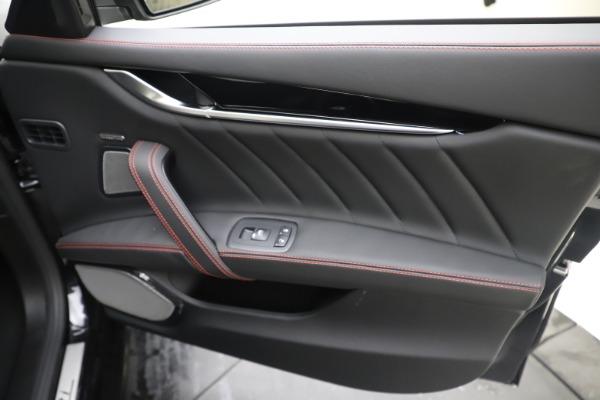New 2019 Maserati Ghibli S Q4 GranSport for sale $99,905 at Alfa Romeo of Westport in Westport CT 06880 25