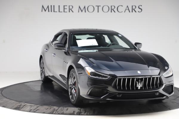 New 2019 Maserati Ghibli S Q4 GranSport for sale Sold at Alfa Romeo of Westport in Westport CT 06880 11