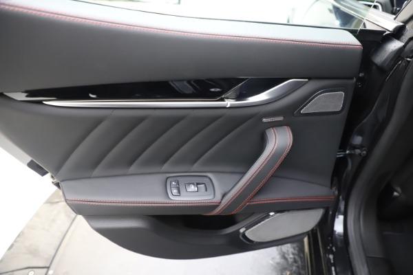 New 2019 Maserati Ghibli S Q4 GranSport for sale Sold at Alfa Romeo of Westport in Westport CT 06880 21