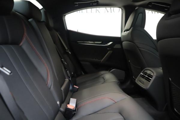 New 2019 Maserati Ghibli S Q4 GranSport for sale Sold at Alfa Romeo of Westport in Westport CT 06880 27