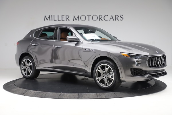 New 2020 Maserati Levante Q4 for sale $79,935 at Alfa Romeo of Westport in Westport CT 06880 10