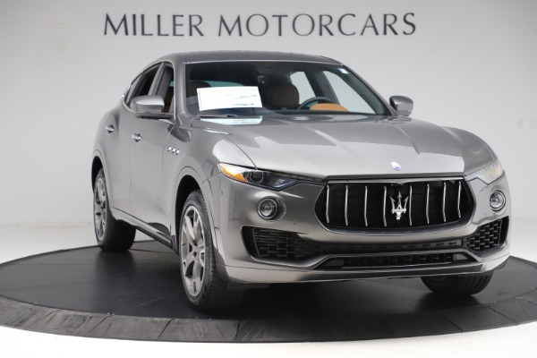 New 2020 Maserati Levante Q4 for sale $79,935 at Alfa Romeo of Westport in Westport CT 06880 11