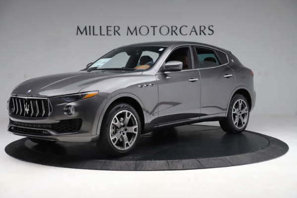 New 2020 Maserati Levante Q4 for sale $79,935 at Alfa Romeo of Westport in Westport CT 06880 2