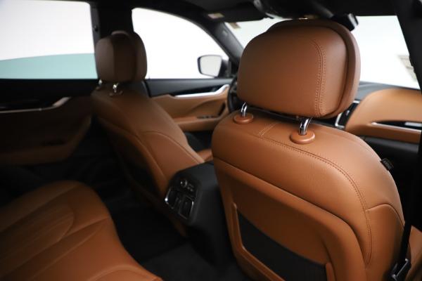 New 2020 Maserati Levante Q4 for sale $79,935 at Alfa Romeo of Westport in Westport CT 06880 28