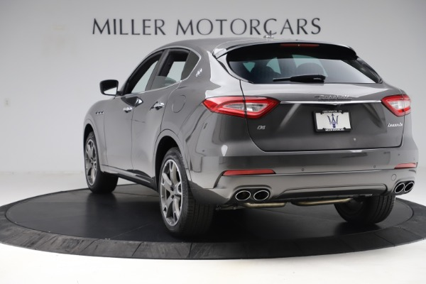 New 2020 Maserati Levante Q4 for sale $79,935 at Alfa Romeo of Westport in Westport CT 06880 5