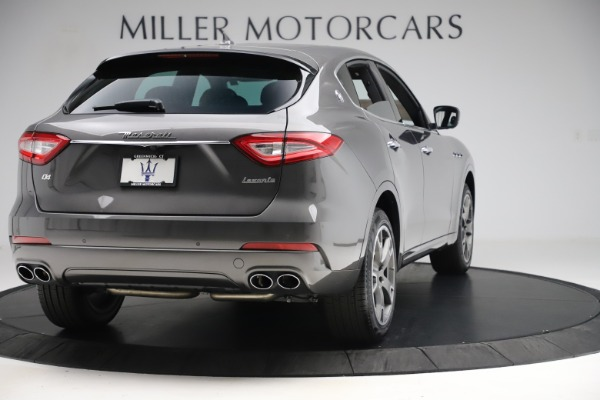 New 2020 Maserati Levante Q4 for sale $79,935 at Alfa Romeo of Westport in Westport CT 06880 7