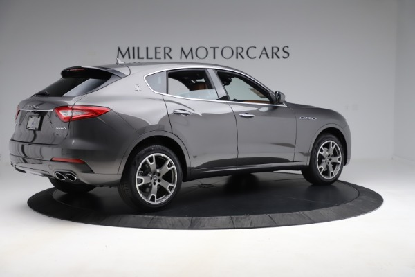 New 2020 Maserati Levante Q4 for sale $79,935 at Alfa Romeo of Westport in Westport CT 06880 8