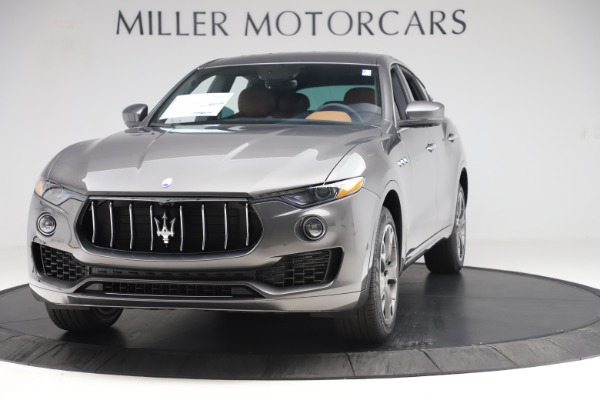 New 2020 Maserati Levante Q4 for sale $79,935 at Alfa Romeo of Westport in Westport CT 06880 1