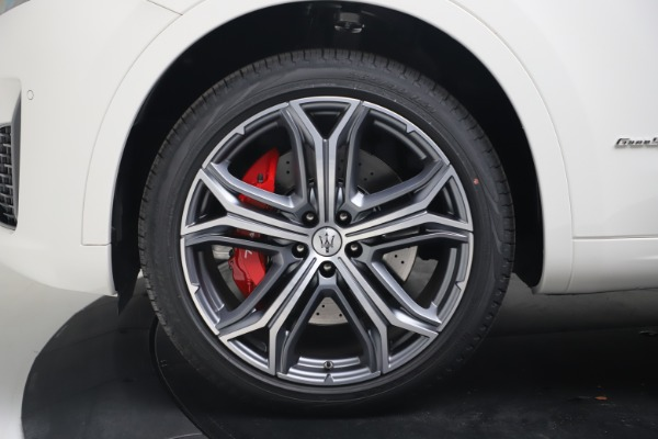 New 2020 Maserati Levante S Q4 GranSport for sale Sold at Alfa Romeo of Westport in Westport CT 06880 16
