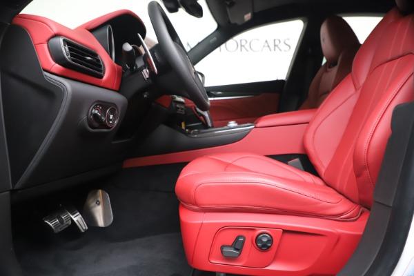 New 2020 Maserati Levante S Q4 GranSport for sale Sold at Alfa Romeo of Westport in Westport CT 06880 18