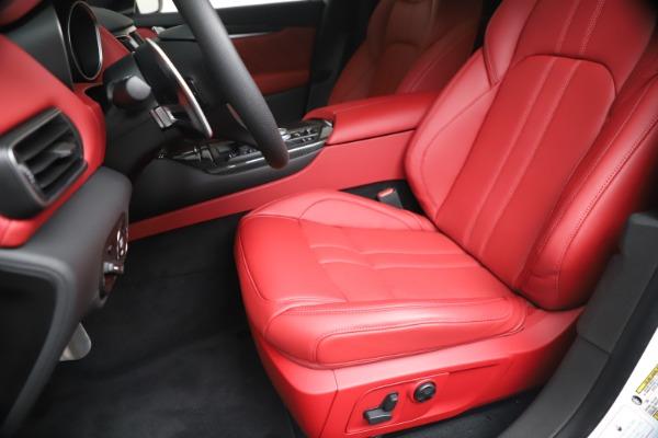 New 2020 Maserati Levante S Q4 GranSport for sale Sold at Alfa Romeo of Westport in Westport CT 06880 19