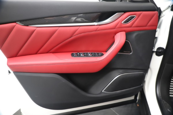 New 2020 Maserati Levante S Q4 GranSport for sale Sold at Alfa Romeo of Westport in Westport CT 06880 20