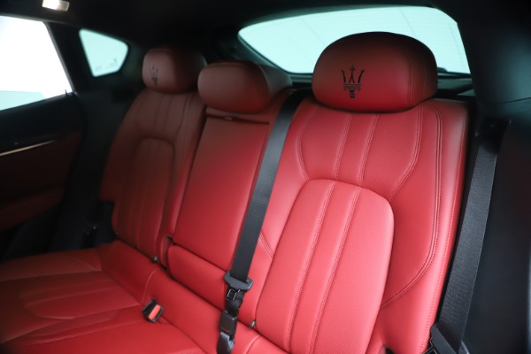 New 2020 Maserati Levante S Q4 GranSport for sale Sold at Alfa Romeo of Westport in Westport CT 06880 22