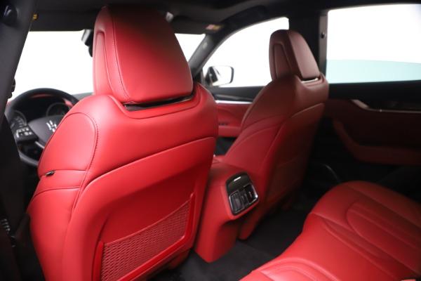 New 2020 Maserati Levante S Q4 GranSport for sale Sold at Alfa Romeo of Westport in Westport CT 06880 24