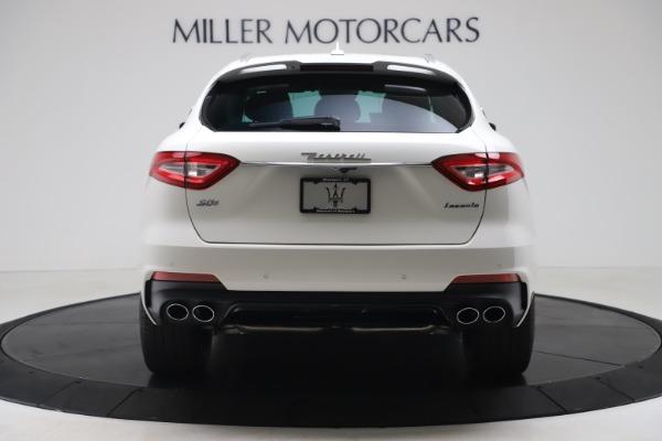New 2020 Maserati Levante S Q4 GranSport for sale Sold at Alfa Romeo of Westport in Westport CT 06880 6