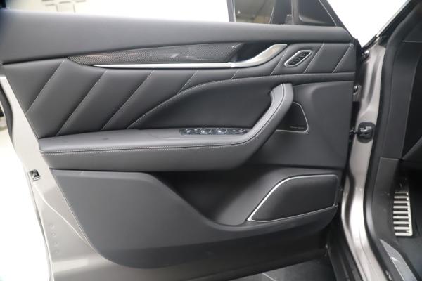New 2020 Maserati Levante S Q4 GranSport for sale $102,285 at Alfa Romeo of Westport in Westport CT 06880 17