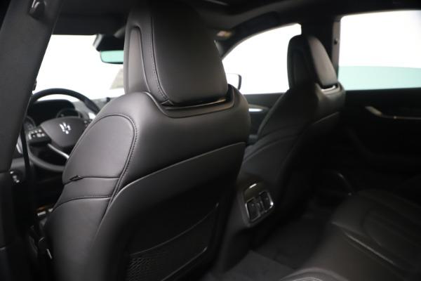 New 2020 Maserati Levante S Q4 GranSport for sale $102,285 at Alfa Romeo of Westport in Westport CT 06880 20