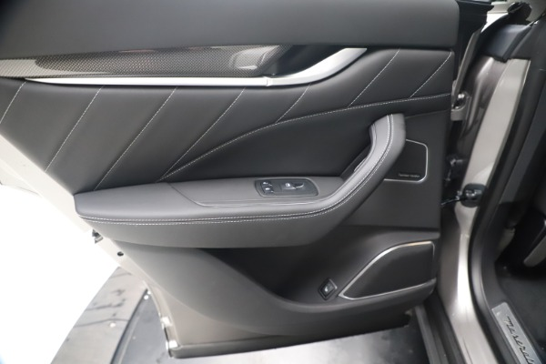 New 2020 Maserati Levante S Q4 GranSport for sale $102,285 at Alfa Romeo of Westport in Westport CT 06880 21