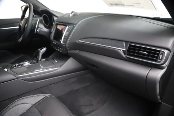 New 2020 Maserati Levante S Q4 GranSport for sale $102,285 at Alfa Romeo of Westport in Westport CT 06880 22