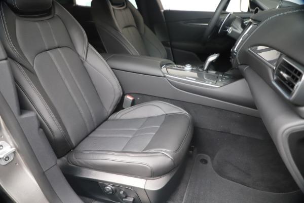 New 2020 Maserati Levante S Q4 GranSport for sale $102,285 at Alfa Romeo of Westport in Westport CT 06880 24