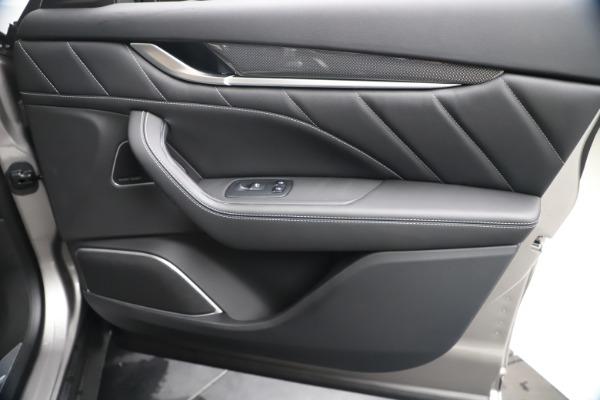 New 2020 Maserati Levante S Q4 GranSport for sale $102,285 at Alfa Romeo of Westport in Westport CT 06880 25