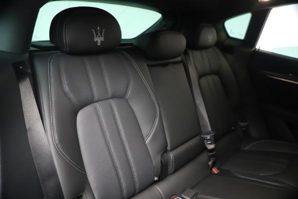 New 2020 Maserati Levante S Q4 GranSport for sale $102,285 at Alfa Romeo of Westport in Westport CT 06880 26
