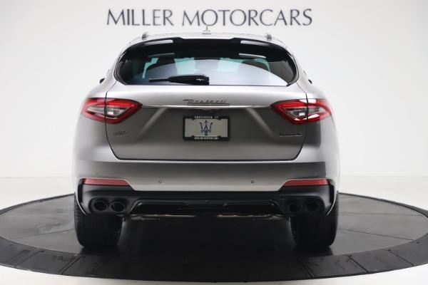 New 2020 Maserati Levante S Q4 GranSport for sale $102,285 at Alfa Romeo of Westport in Westport CT 06880 6