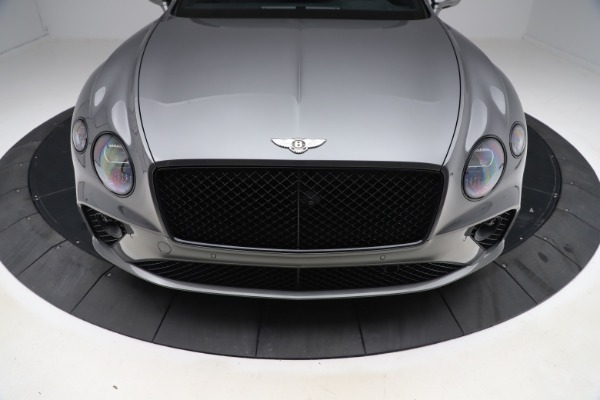 New 2020 Bentley Continental GT W12 for sale $283,305 at Alfa Romeo of Westport in Westport CT 06880 13