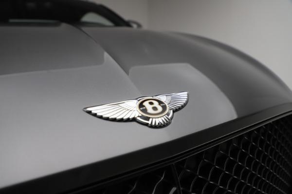 New 2020 Bentley Continental GT W12 for sale $283,305 at Alfa Romeo of Westport in Westport CT 06880 14