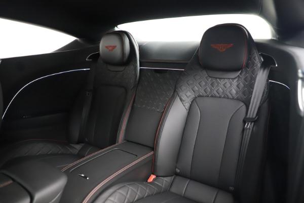New 2020 Bentley Continental GT W12 for sale $283,305 at Alfa Romeo of Westport in Westport CT 06880 23