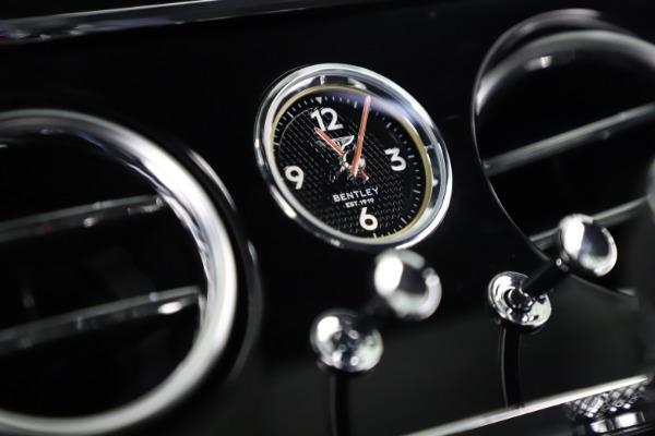 New 2020 Bentley Continental GT W12 for sale $283,305 at Alfa Romeo of Westport in Westport CT 06880 25