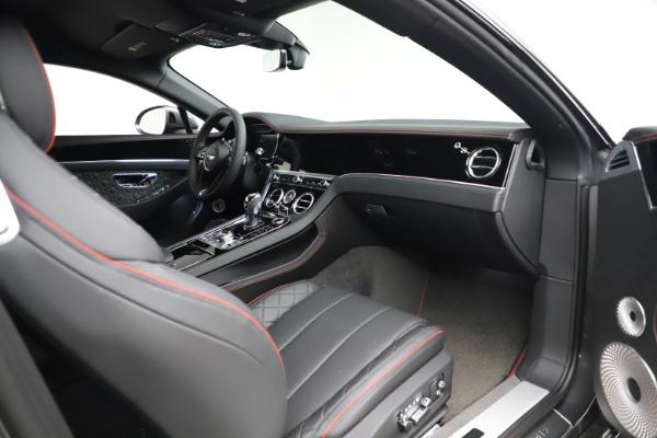 New 2020 Bentley Continental GT W12 for sale $283,305 at Alfa Romeo of Westport in Westport CT 06880 26