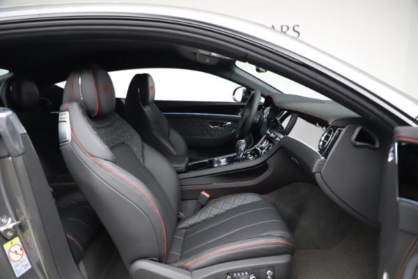 New 2020 Bentley Continental GT W12 for sale $283,305 at Alfa Romeo of Westport in Westport CT 06880 28
