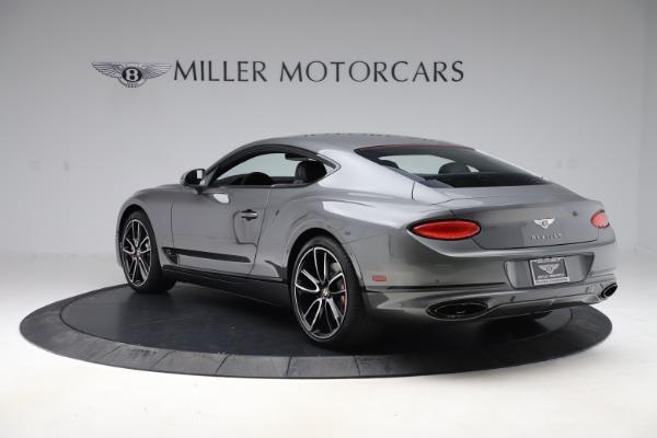 New 2020 Bentley Continental GT W12 for sale $283,305 at Alfa Romeo of Westport in Westport CT 06880 5
