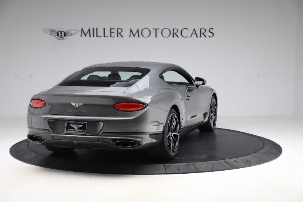 New 2020 Bentley Continental GT W12 for sale $283,305 at Alfa Romeo of Westport in Westport CT 06880 7