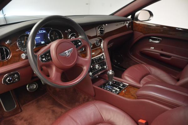 Used 2011 Bentley Mulsanne for sale Sold at Alfa Romeo of Westport in Westport CT 06880 15