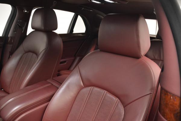 Used 2011 Bentley Mulsanne for sale Sold at Alfa Romeo of Westport in Westport CT 06880 16