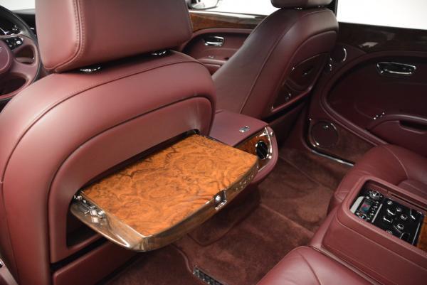 Used 2011 Bentley Mulsanne for sale Sold at Alfa Romeo of Westport in Westport CT 06880 20