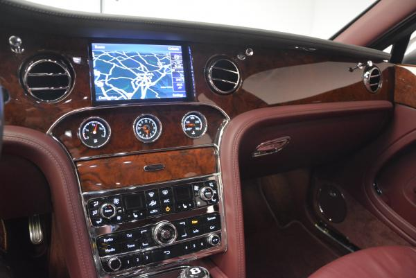 Used 2011 Bentley Mulsanne for sale Sold at Alfa Romeo of Westport in Westport CT 06880 21