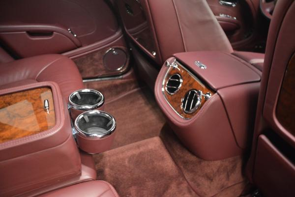 Used 2011 Bentley Mulsanne for sale Sold at Alfa Romeo of Westport in Westport CT 06880 27