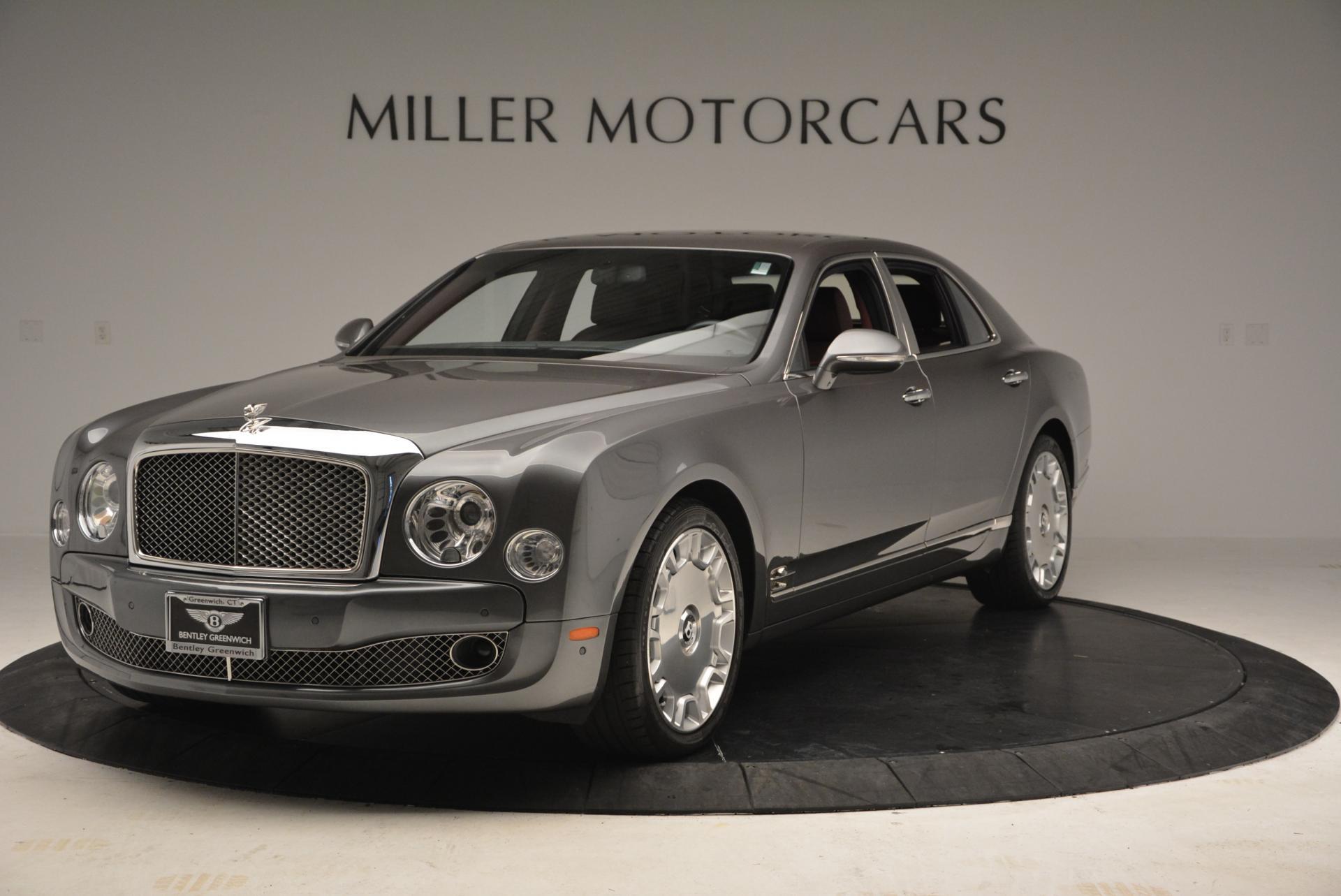 Used 2011 Bentley Mulsanne for sale Sold at Alfa Romeo of Westport in Westport CT 06880 1