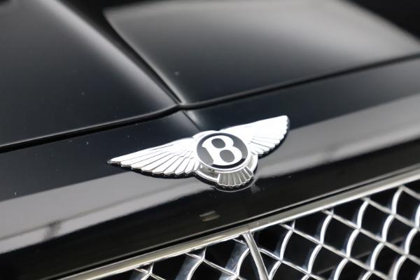 Used 2017 Bentley Bentayga W12 for sale $139,900 at Alfa Romeo of Westport in Westport CT 06880 14