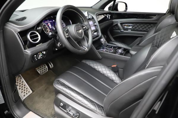 Used 2017 Bentley Bentayga W12 for sale $139,900 at Alfa Romeo of Westport in Westport CT 06880 17