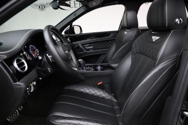 Used 2017 Bentley Bentayga W12 for sale $139,900 at Alfa Romeo of Westport in Westport CT 06880 18