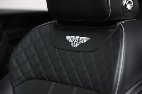 Used 2017 Bentley Bentayga W12 for sale $139,900 at Alfa Romeo of Westport in Westport CT 06880 20