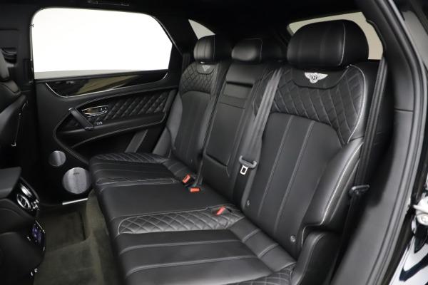 Used 2017 Bentley Bentayga W12 for sale $139,900 at Alfa Romeo of Westport in Westport CT 06880 23