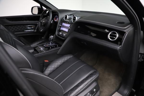 Used 2017 Bentley Bentayga W12 for sale $139,900 at Alfa Romeo of Westport in Westport CT 06880 25