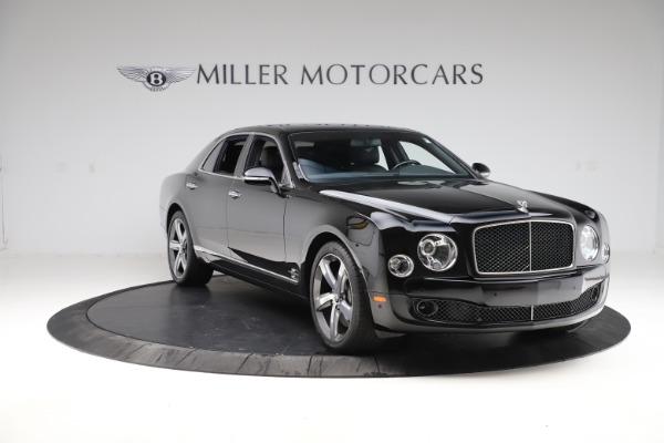 New 2016 Bentley Mulsanne Speed for sale $157,900 at Alfa Romeo of Westport in Westport CT 06880 10